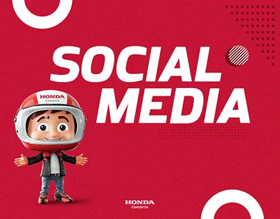 Honda Social Media