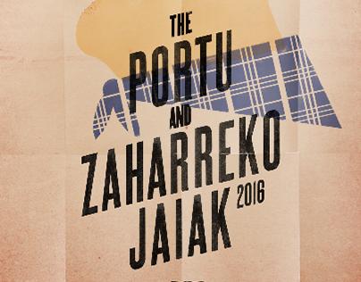 Portu Zaharreko Jaiak 2016