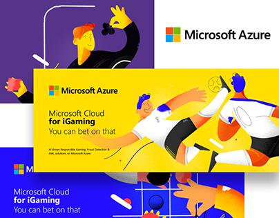 Microsoft Azure | Betting illustrations