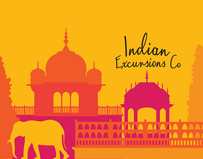 Indian Excursions Co - Branding