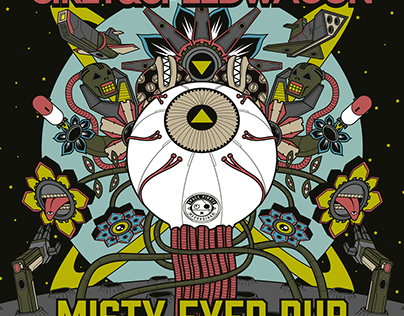 Misty Eye Dub Artwork