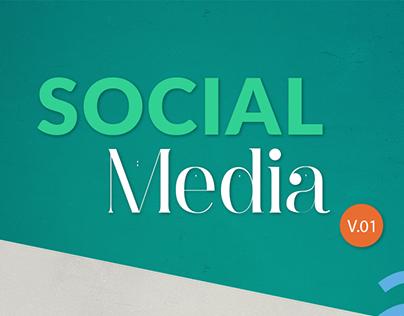 Social Media - Vol.01