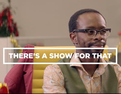 ShowMax Brand TVCs