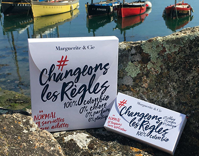 Marguerite & Cie - Packagings
