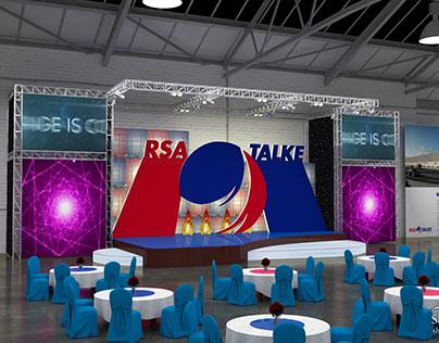 RSA Talke Stage