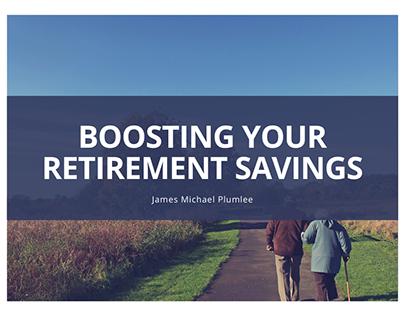 Boosting Your Retirement Savings