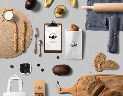 Logo & identity design_Cake World Bakery