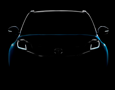 Tata Nexon Launch CGI + Retouch
