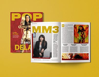 POP! Culture - Projeto de conclusão