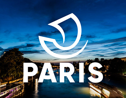 City of Paris OFFICIAL branding