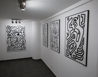Solo Exhibition SOUL&CONFUSED: Amorphea 6 March 2020