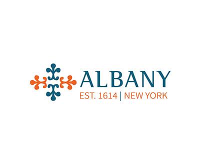 Logo Design: The City of Albany