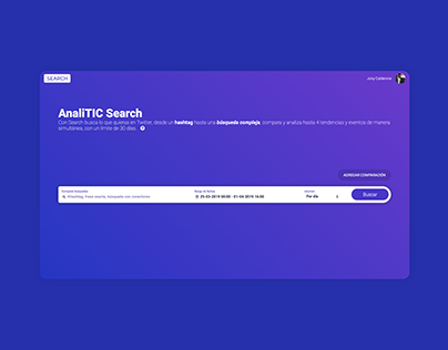 Search - Analitic