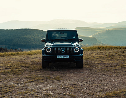 The Mercedes-AMG G63
