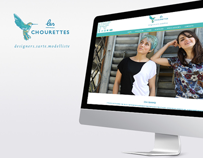 LES CHOURETTES - Website