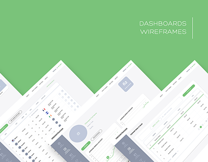 UX/UI design - Product Map / Storyboard / Wireframes