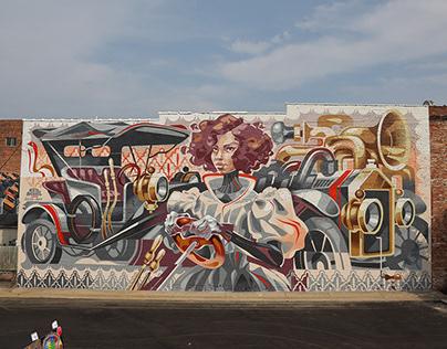 Automobile for Bright Walls in Jackson, MI