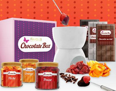 Favols Chocolate Box
