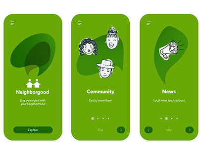 Neighborgood app