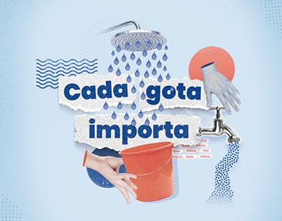 Campanha de estiagem - Adasa