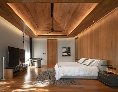 PRIVATE RESIDENCE BY GROUND ARCHITECTS :INTERIOR