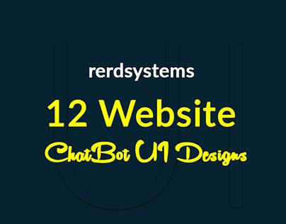 WEBSITE CHATBOT UI KIT