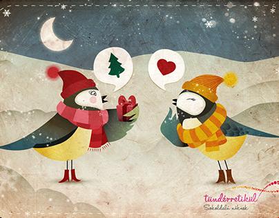 Christmas e-cards