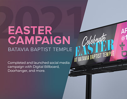 Church Easter Campaign