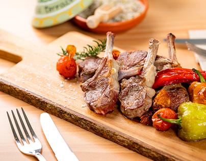 Quinta da Ria Clubhouse - Food