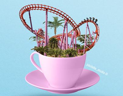 Coffee Time ! ☕️🎢