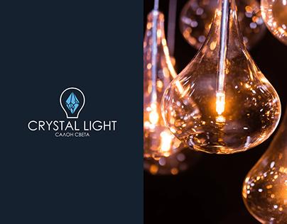 Crystal Light Brand Identity