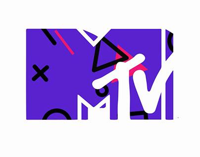 MTV: Animación - Graphic Package