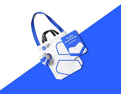 CJE Arad - Brand Identity Design