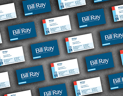 Bill Ray for County Executive Branding