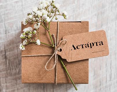 Astarta - visual identity