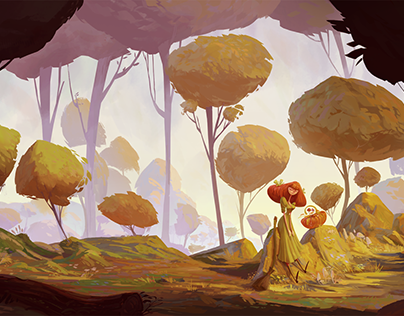 Witch's Forest