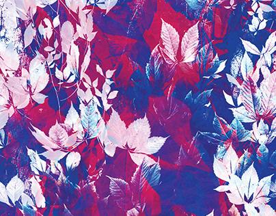 Surface pattern design portfolio Suren Hash
