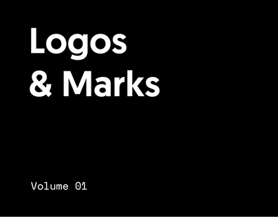 Logos & Marks: Vol. 1