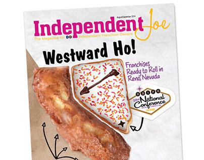 Award Nominated Magazine Cover