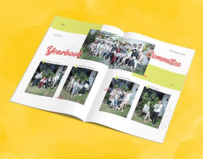 02 MAN Yogyakarta Yearbook Layout