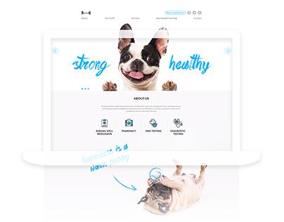 Schulhof Animal Clinic website & renewed mobile app