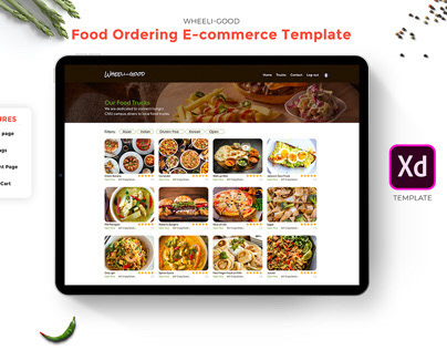 Wheeli good e-commerce template