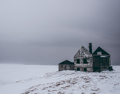 ABANDONED PLACES – Iceland