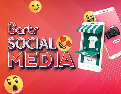 Bartr Mobile Application