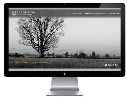 Bardstown Bourbon Freelance Website
