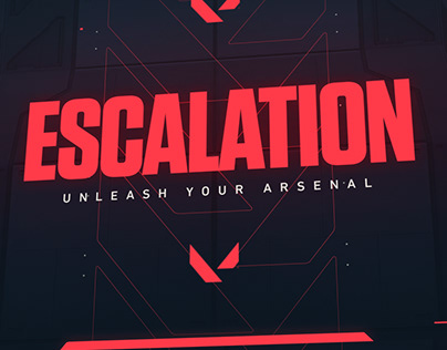 Valorant - Escalation Animation