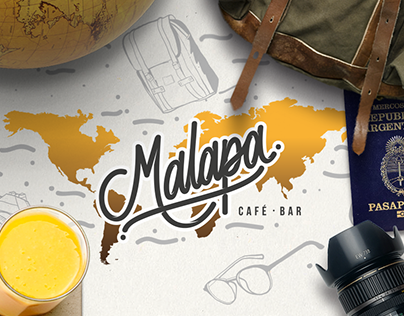 Menu Malapa: Café · Bar/ BsAs