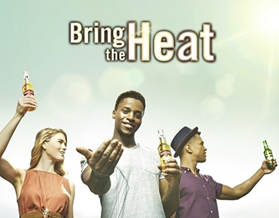 Hunter's 'Bring the Heat' TVC
