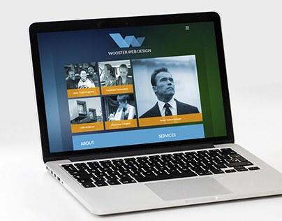 Wooster Web Design - website design and build