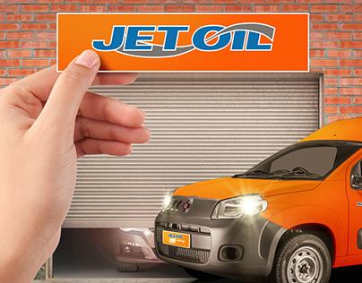 Lançamento Jet Oil Delivery